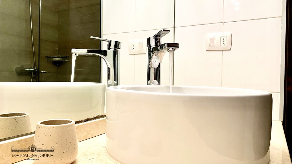 High-quality details in bathroom accessories