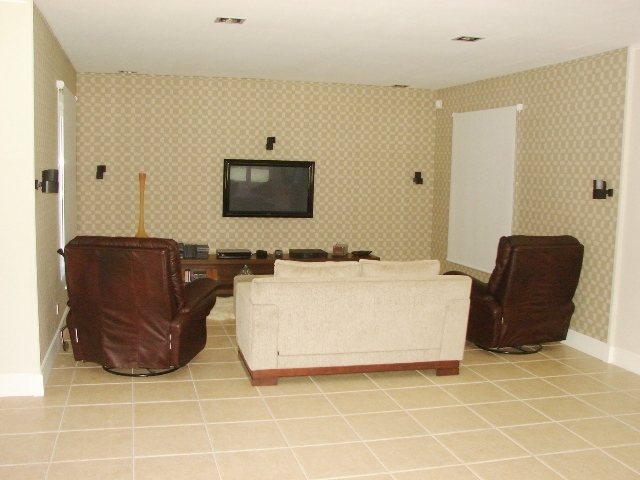 Sala de TV o play room