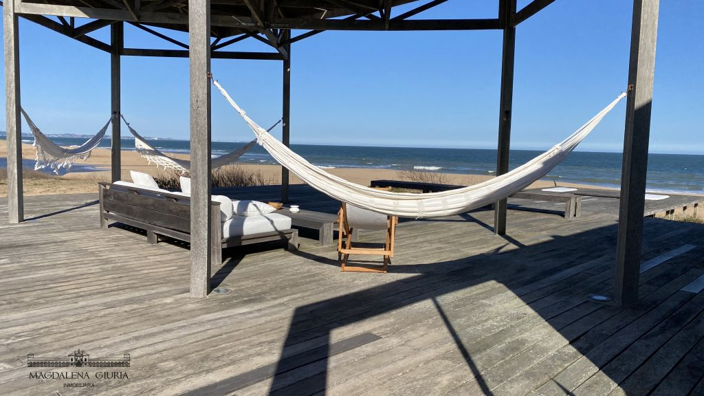 Beach House of the El Federal farm in Estancia La Carolina